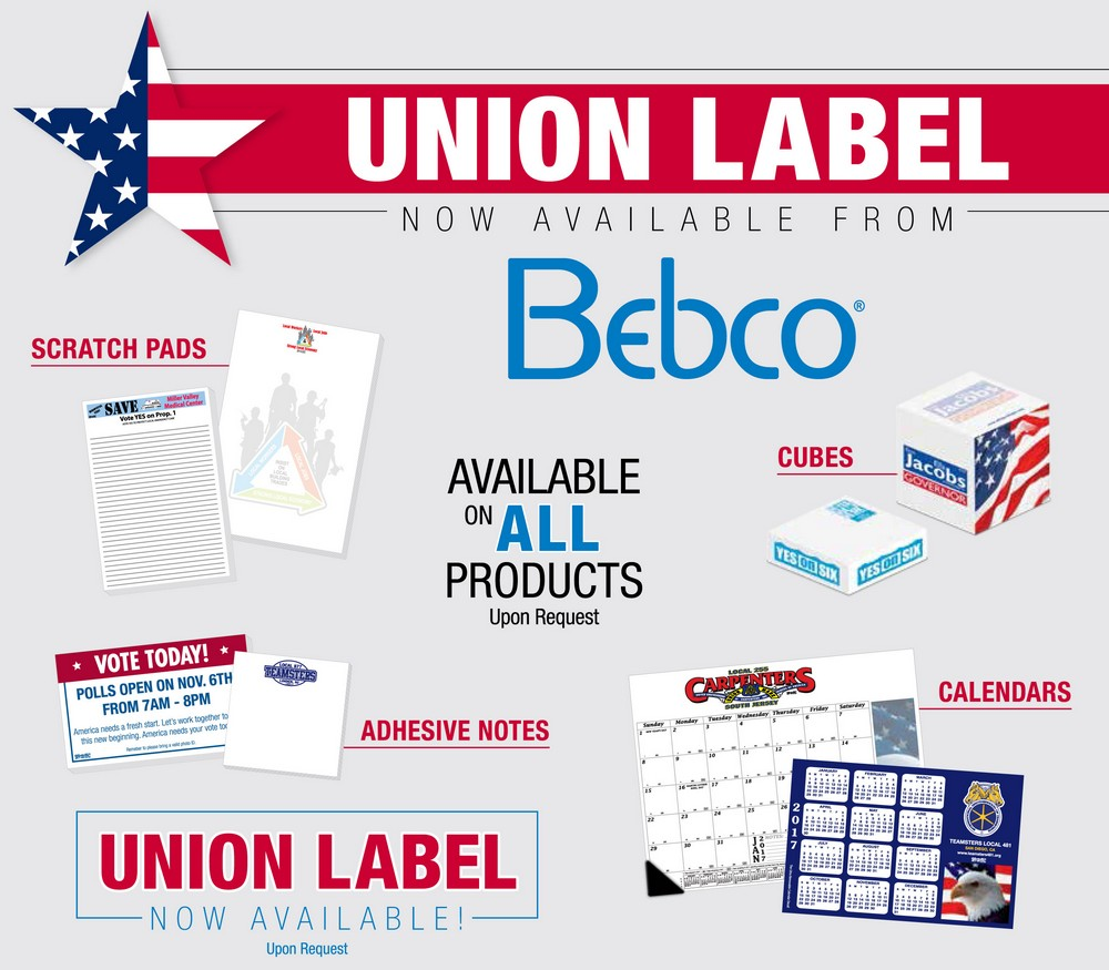 Bebco Union Label